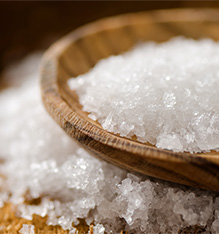 Organic and natural salts